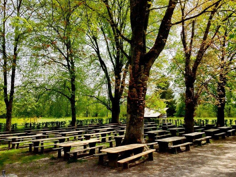 Ausflugstipp für Familien - Mit dem Velo ins Kloster Fahr