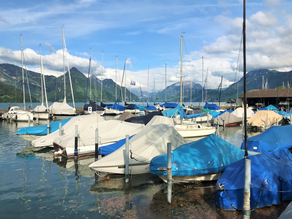 Familien Camping Glamping Buochs