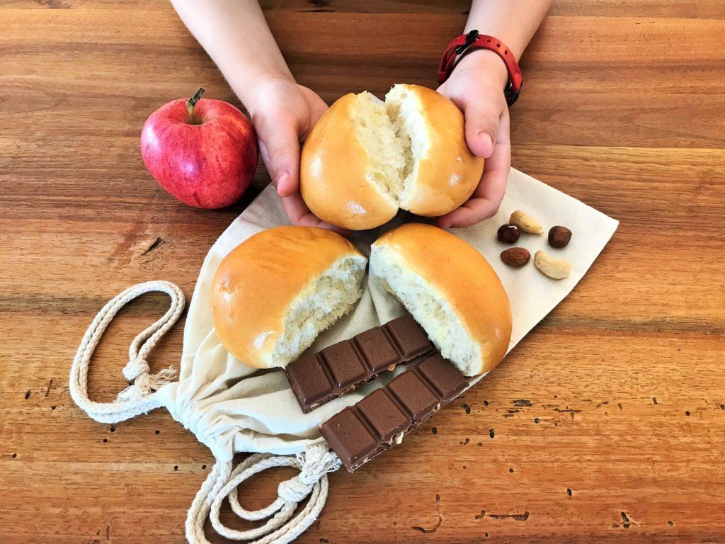 Schweizer Brot - Das Weggli