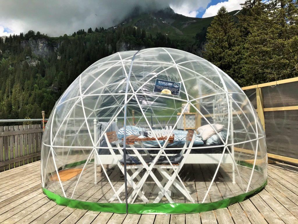 Bubble-Suite Braunwald