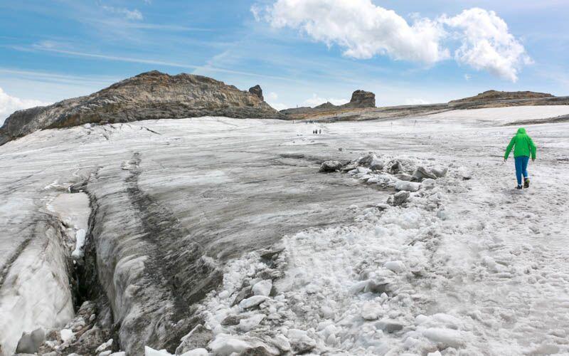 Schweizer Gletscher: Besucht sie, bevor sie schmelzen!