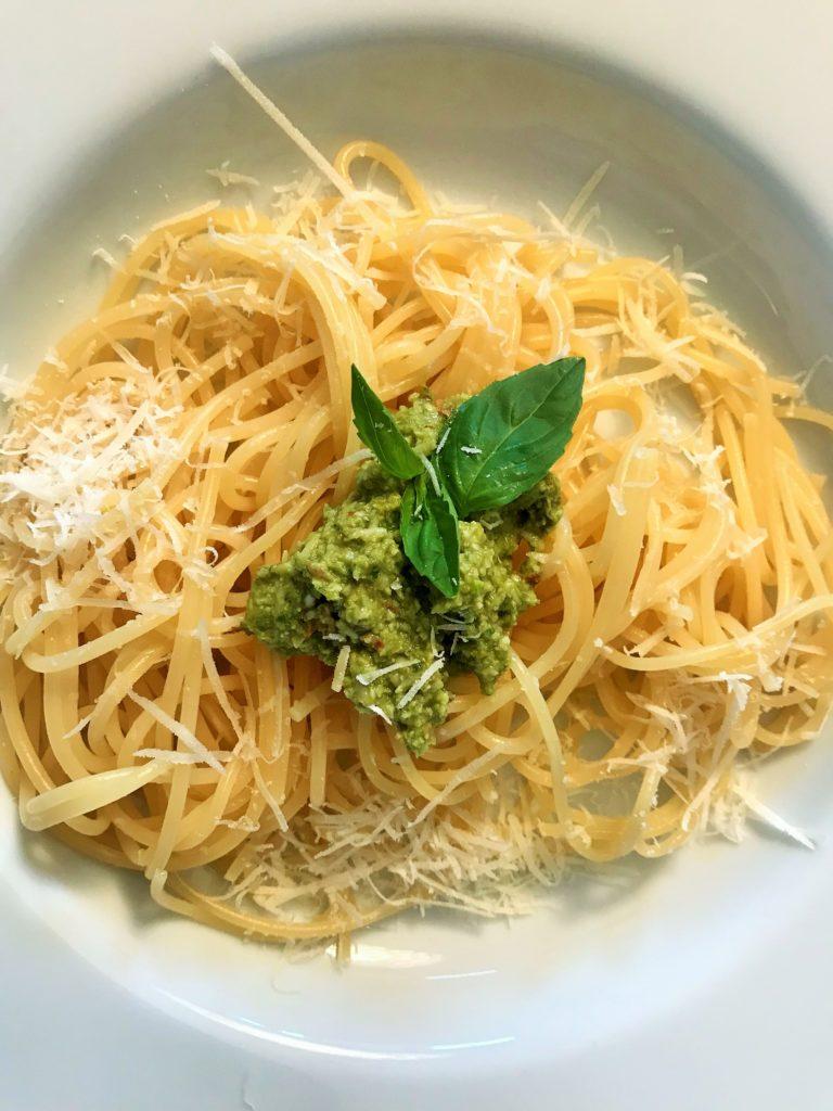 Pesto selber machen wie in Sizilien