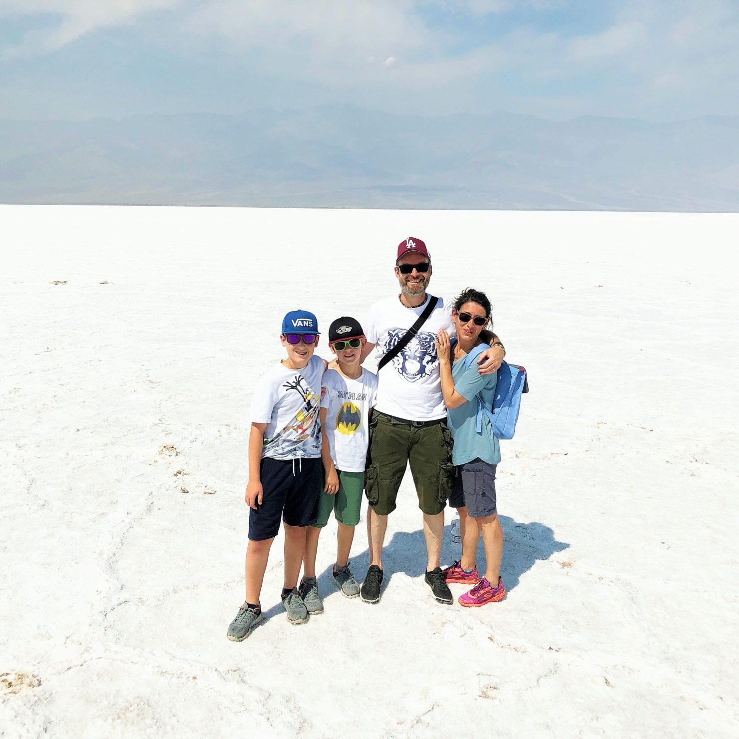 Death Valley mit Kindern - Familienreise durch die USA