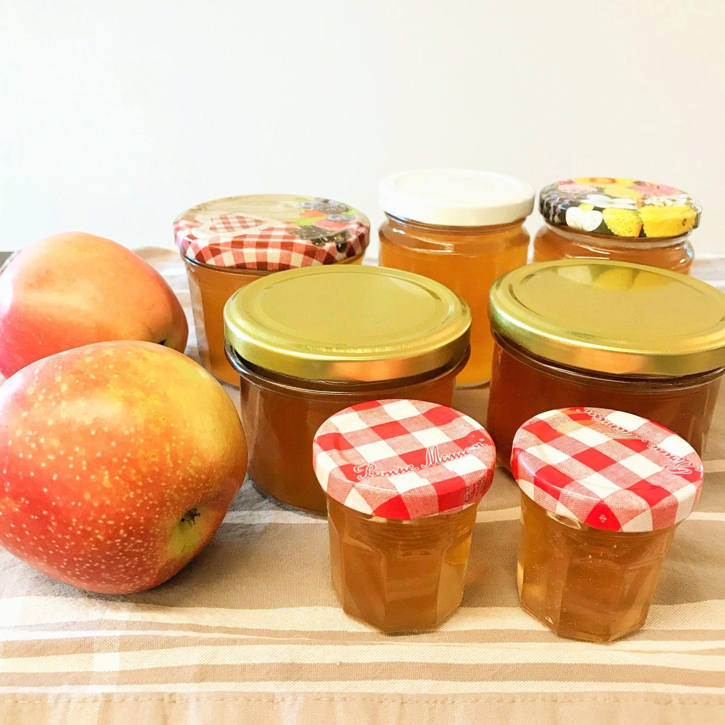 Apfel-Gelee - einfach und schnell einmachen