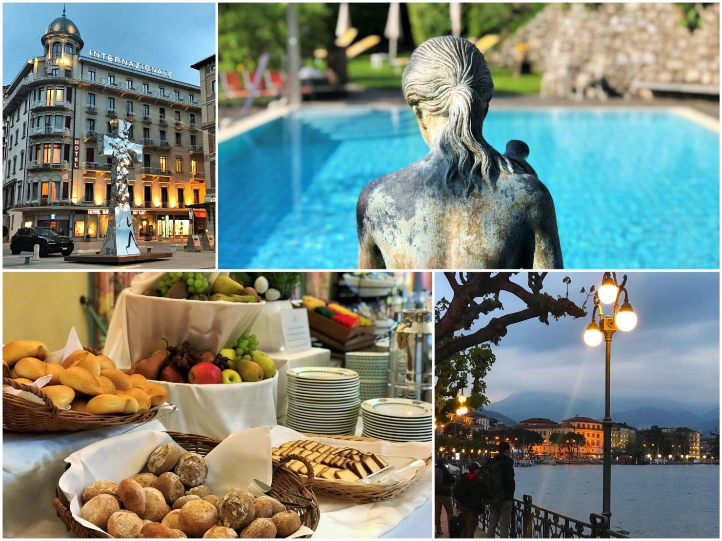 Hotel International au Lac in Lugano