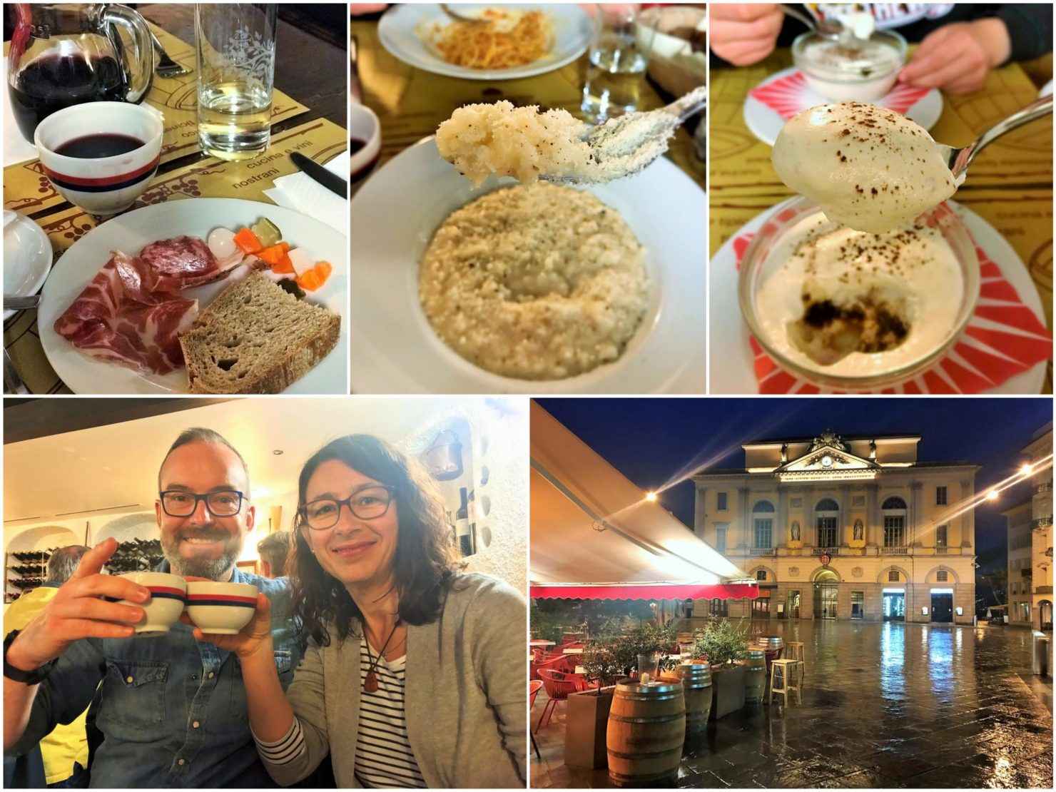 Familien Wochenende in Lugano im Tessin