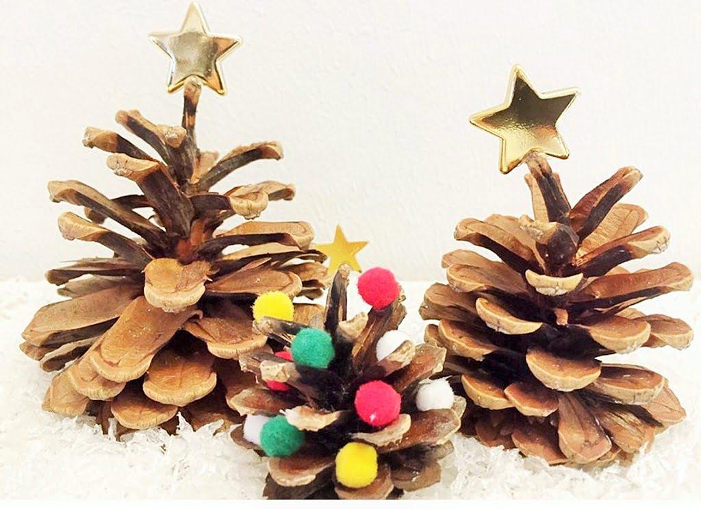 Weihnachtsbasteln mit Kindern - die 3 besten Ideen