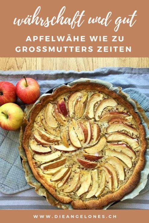 Die Apfelwähe ist ein beliebtes traditionelles Schweizer Gericht auf dem Familientisch. Sie ist klimafreundlich, einfach, schnell und preiswert zubereitet. Wir verraten euch unser gelingsicheres Rezept für Apfelwähen!