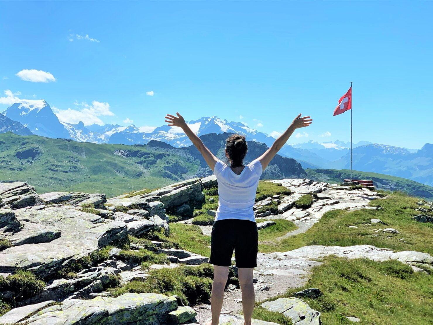 Statt durch Afrika sind wir in diesem Corona-Sommer durch die Schweiz gefahren.
