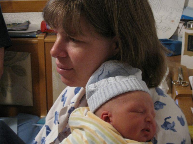 Babyblues im Wochenbett: Tag für Tag lernt die Mutter ihr Kind besser kennen