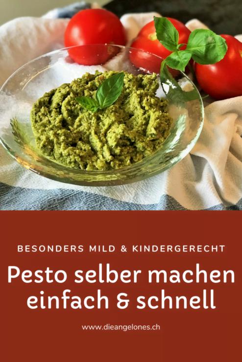 Pesto ist als Sauce für Pasta in der Familienküche sehr beliebt. Wir haben eine besonders milde und kindergerechte Variante direkt aus Sizilien ausprobiert, die einfach und schnell gelingt und Kindern besonders gut schmeckt.