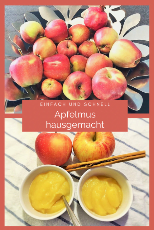 Apfelmus ist ein Liebling in der Familienküche. Er schmeckt Kindern und Eltern und kann zu vielen Gerichten als Beilage serviert werden. Unser gelingsic heres Rezept ist einfach und schnell gemacht.