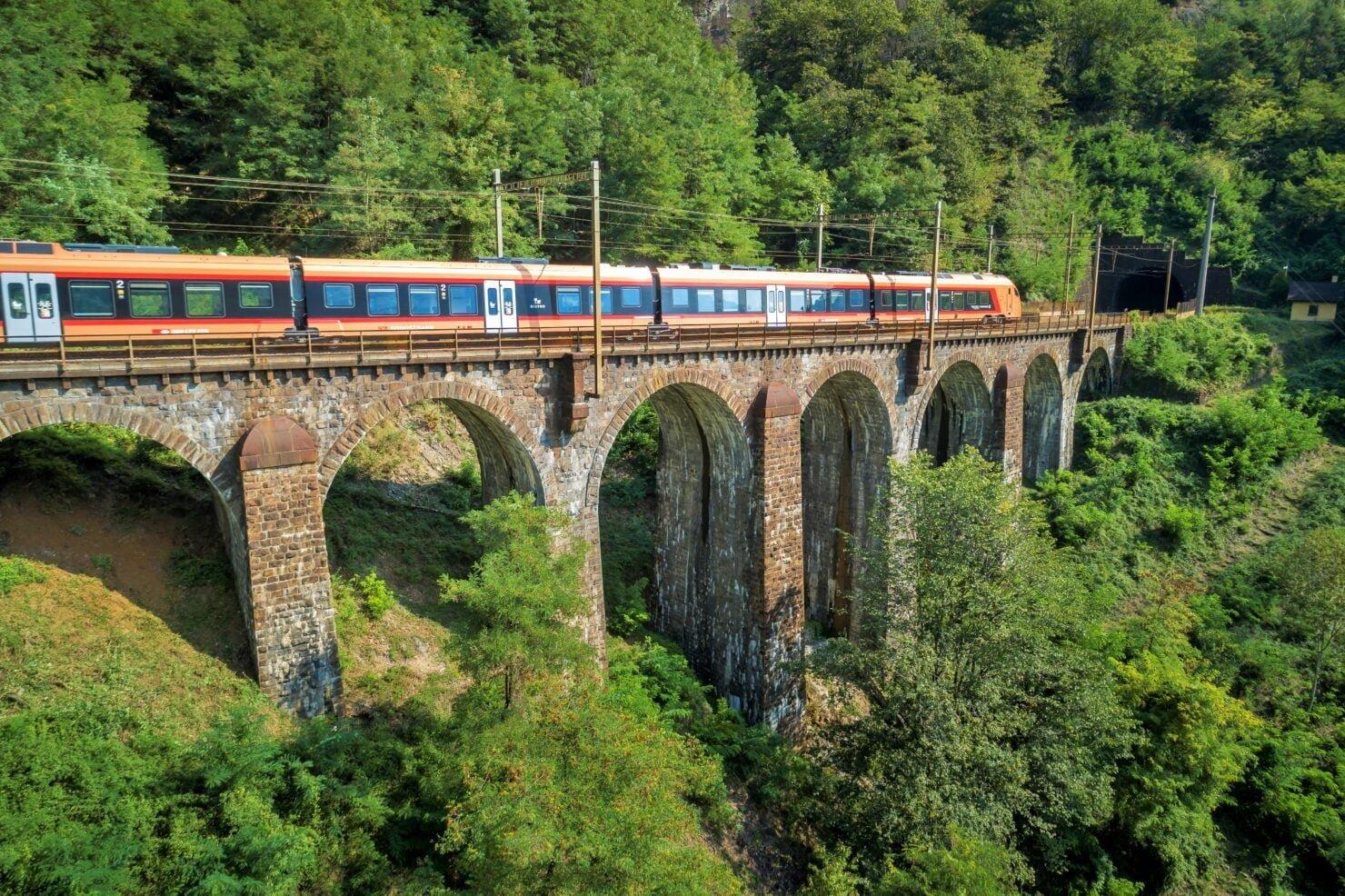 Treno Gottardo
