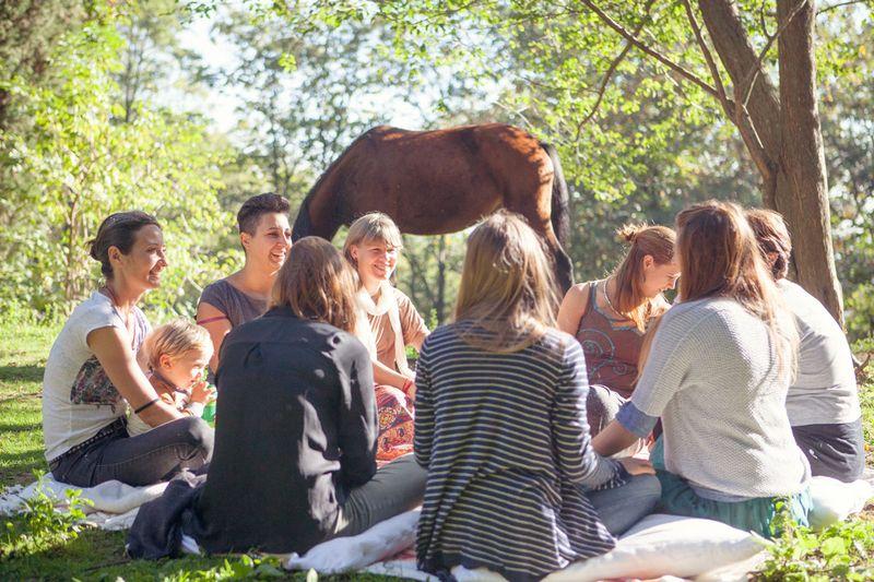Blessingway - die andere Babyshower