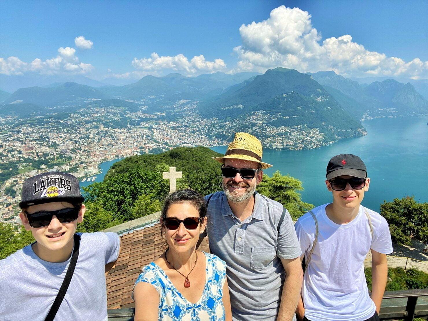 Sommer im Tessin - 5 frische-Tipps für Familien