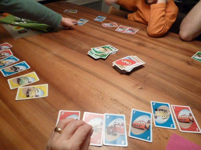 Spielen Karten