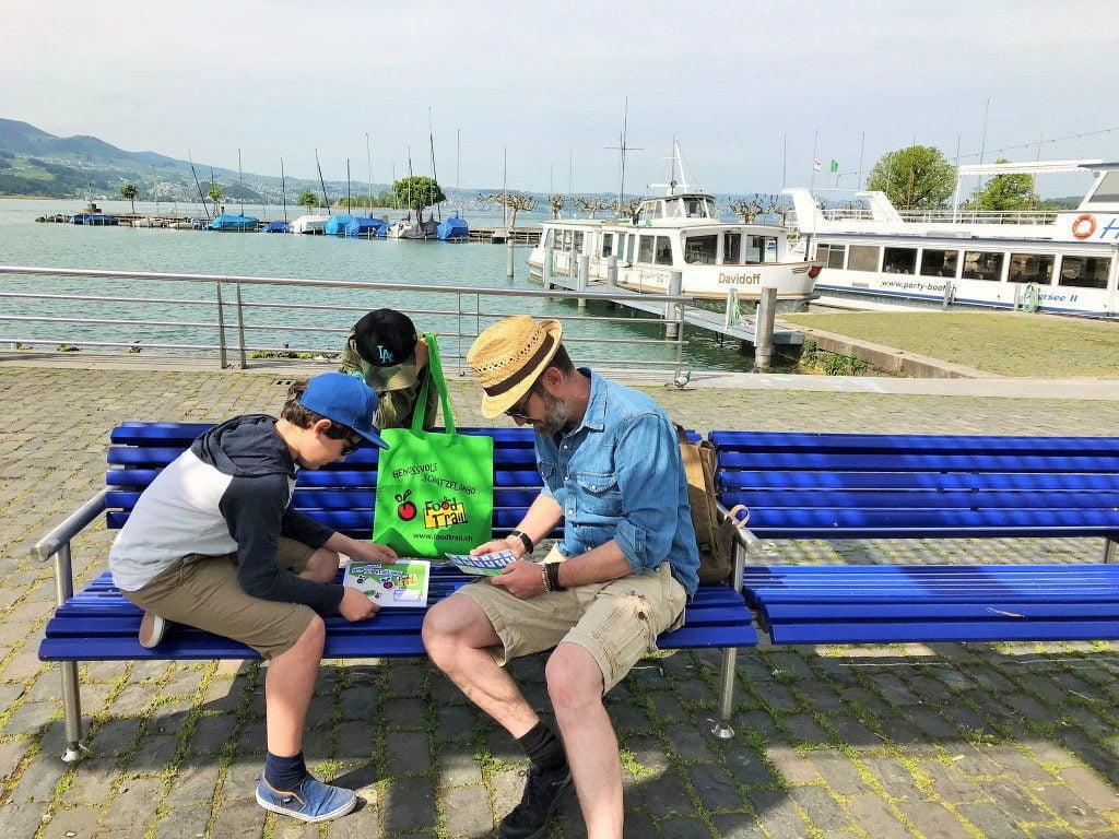 Food Trail – genussvolle Schnitzeljagd für die Familie