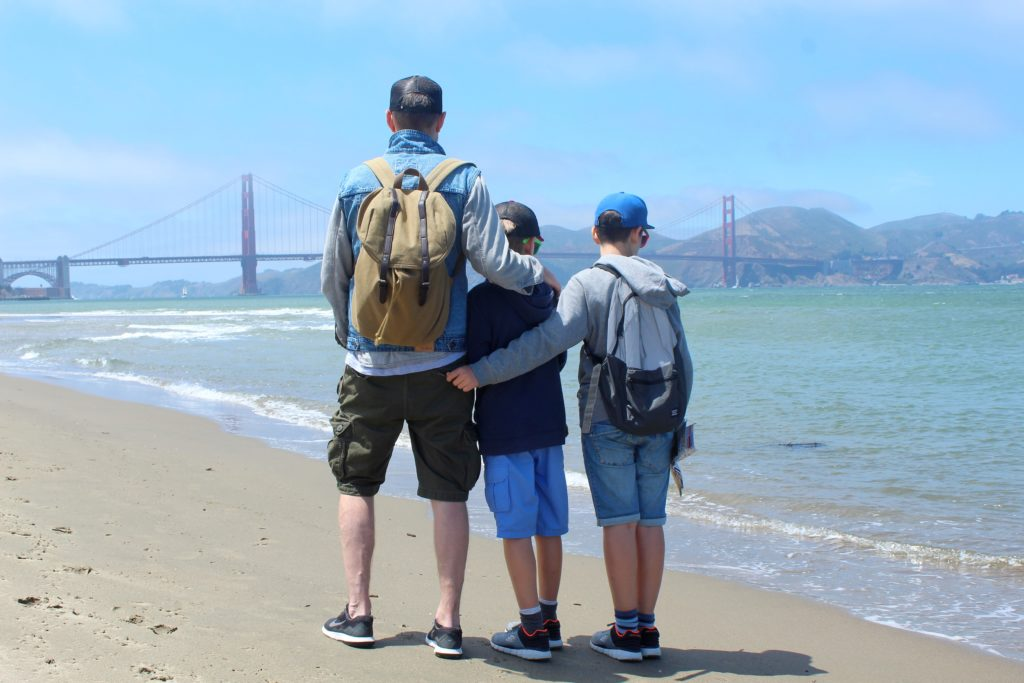 USA Familienreise San Francisco mit Kindern