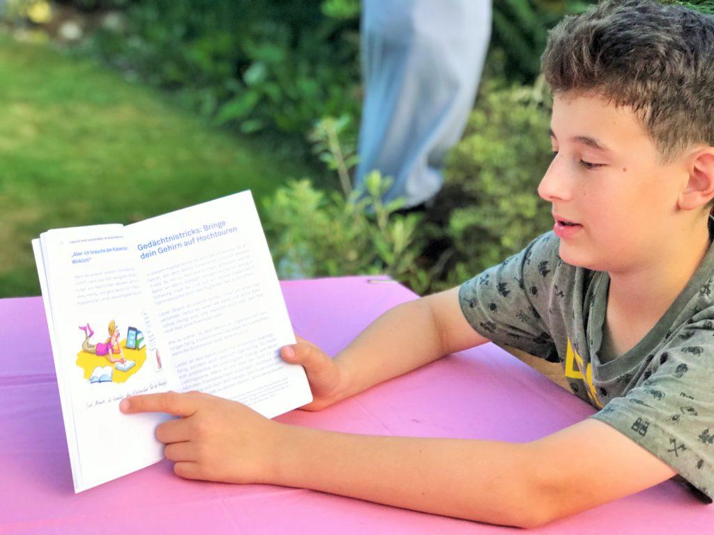 Clever lernen Tipps Tricks Schüler