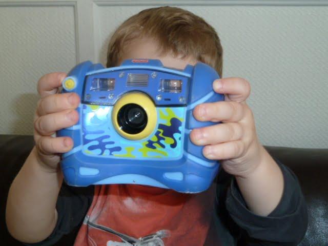 Fotografieren für Kinder