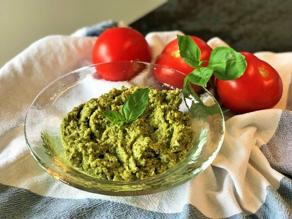 Pesto selber machen - wie in Sizilien