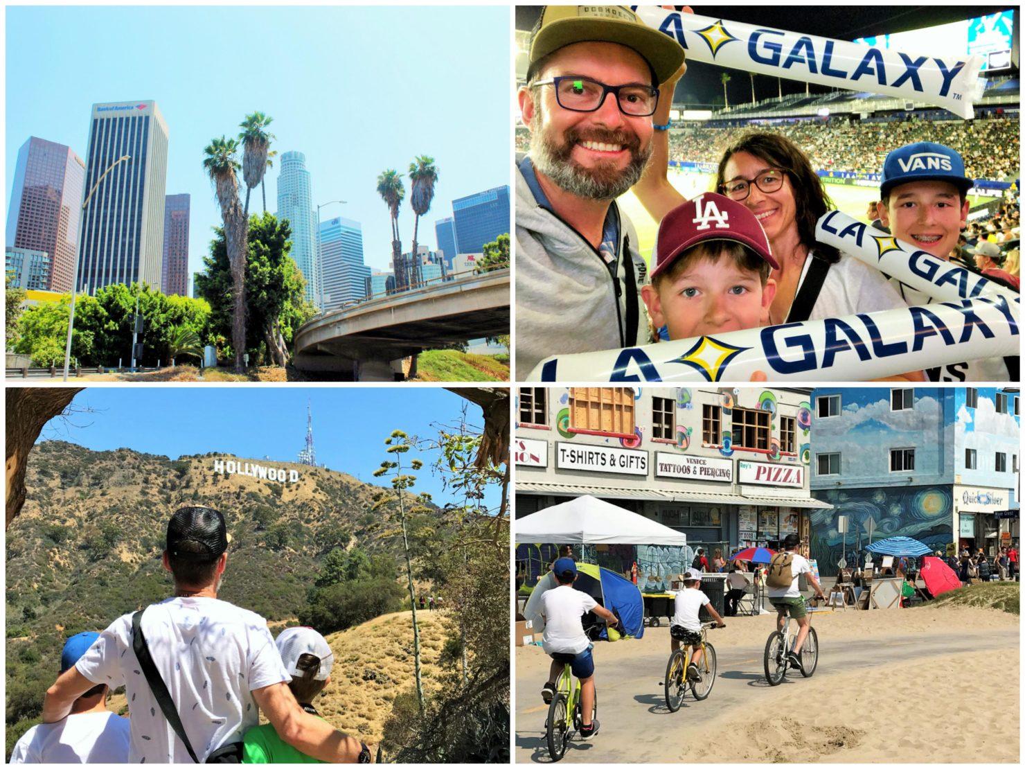 Los Angeles mit Kindern - Familienreise durch die USA