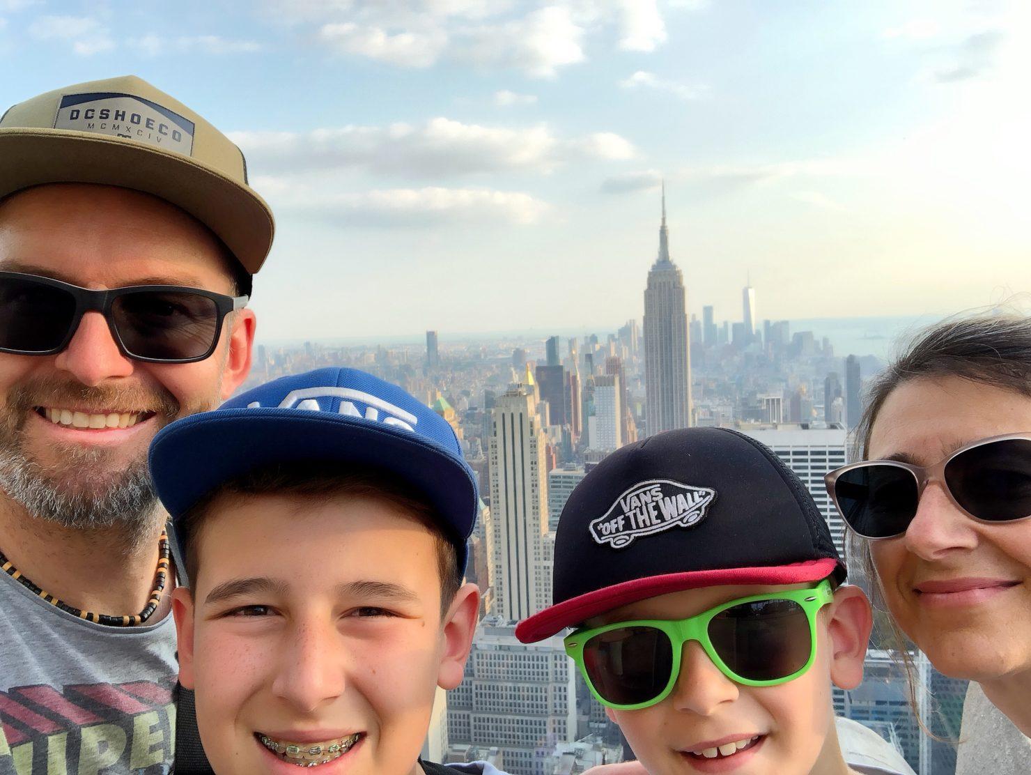 New York mit Kindern - Familienreise durch die USA