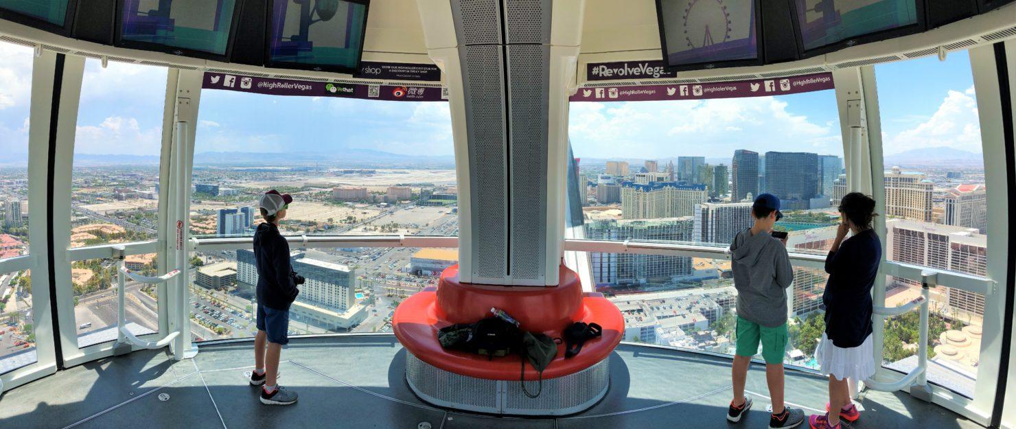 Las Vegas mit Kindern - Familienreise durch die USA