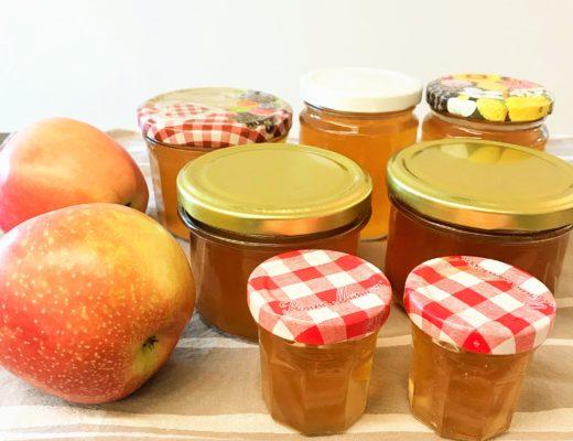 Apfel Gelee selber machen