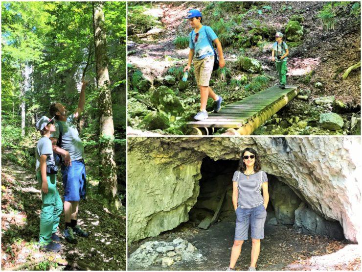 Naturpark Thal Wolfsschlucht
