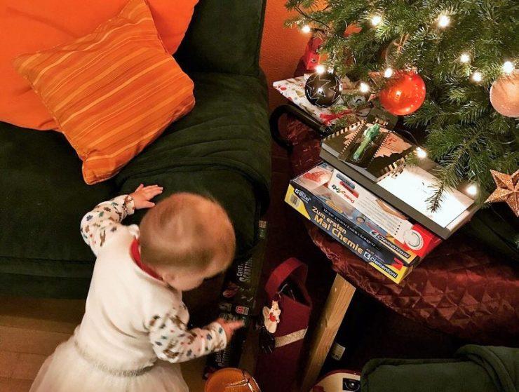 Weihnachten in der Grossfamilie