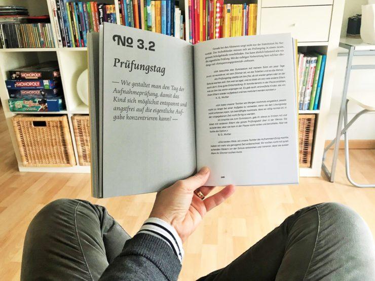 Ratgeber Entspannt ans Gymnasium Tipps von Eltern für Eltern für die Vorbereitung für die Gymiprüfung