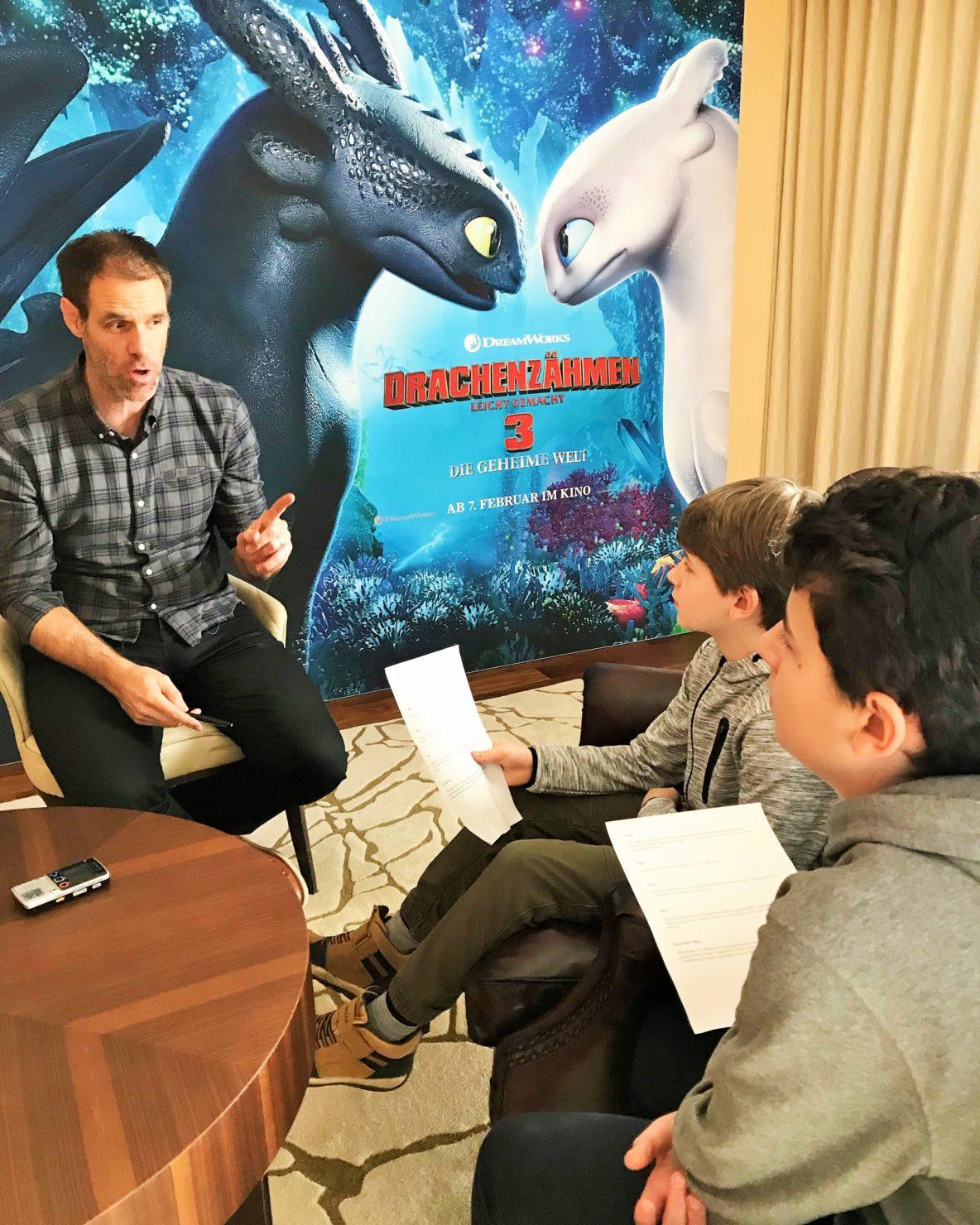 Interview mit Simon Otto Drachenzähmen leicht gemacht