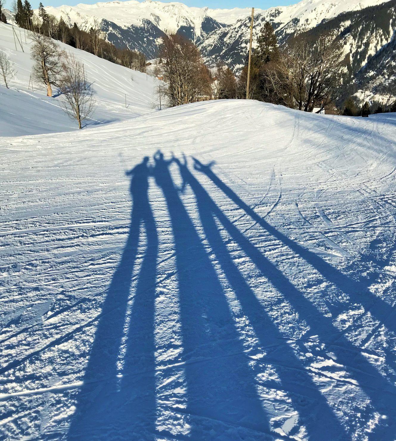 Familien Skiferien Braunwald