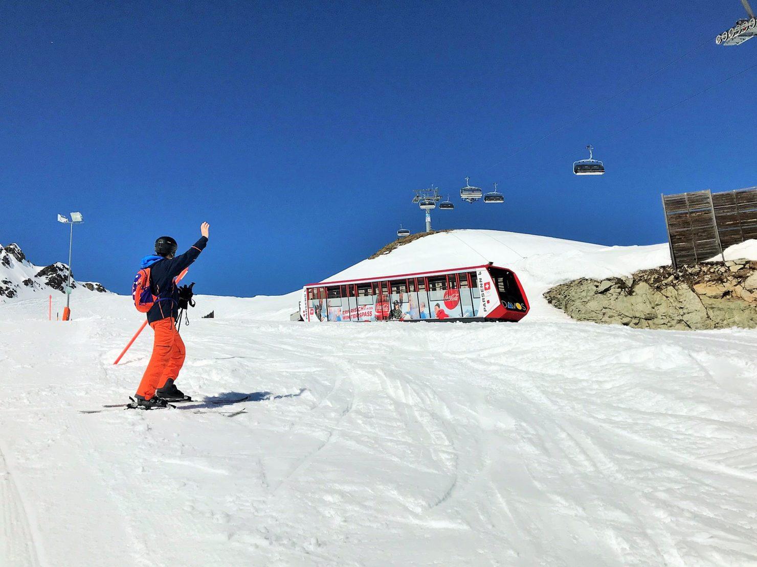 Familien Ski-Weekend in Davos Klosters