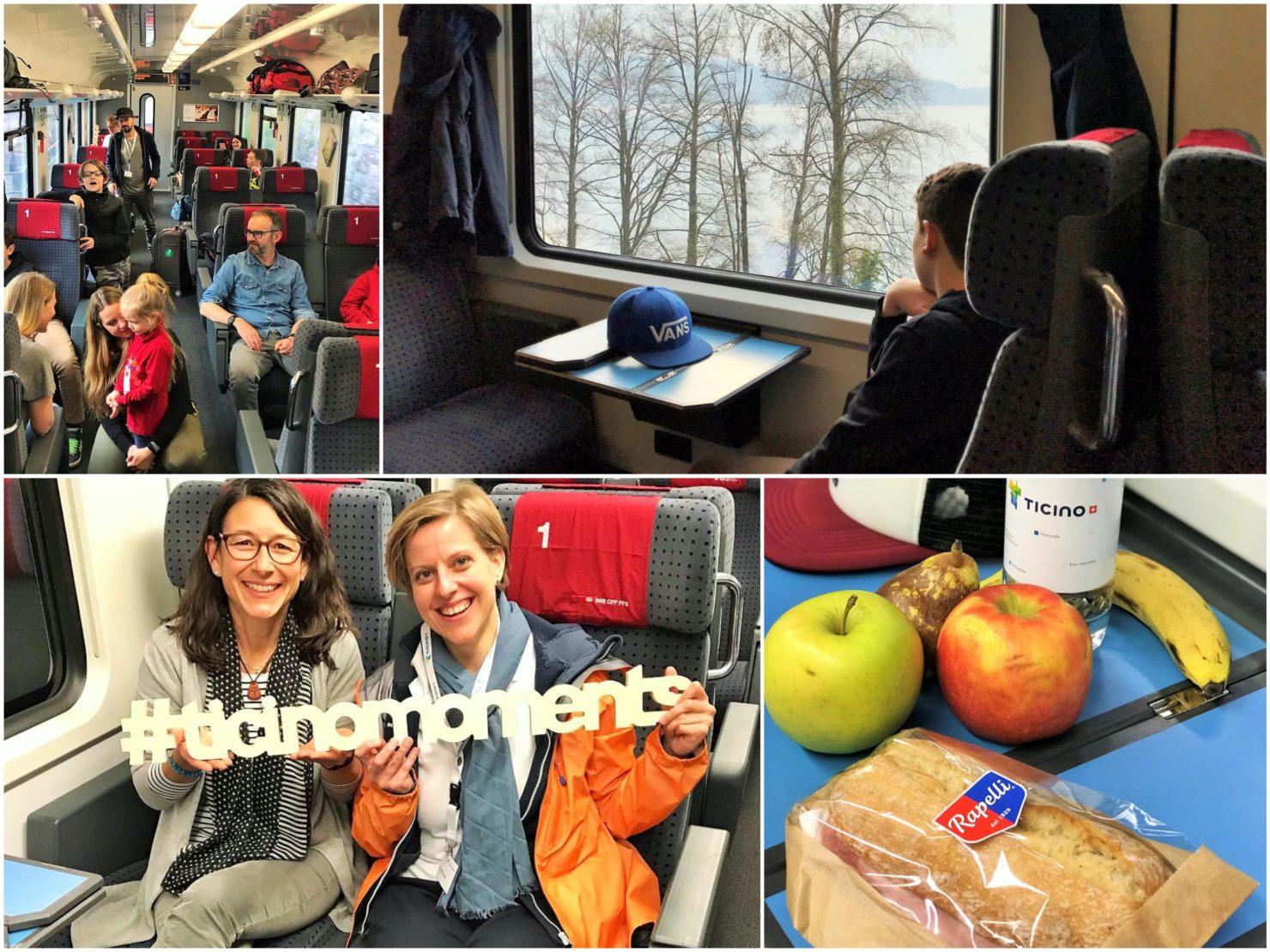 Blogger Familien mit dem Zug unterwegs ins Tessin