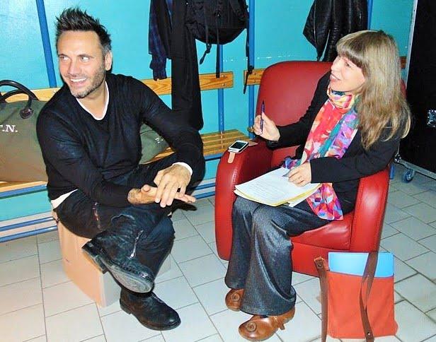 Interview mit Nek