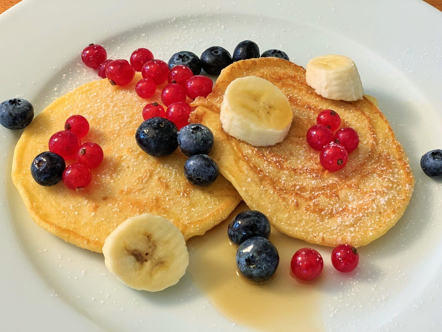 American Stlye: Pancakes wie in den USA
