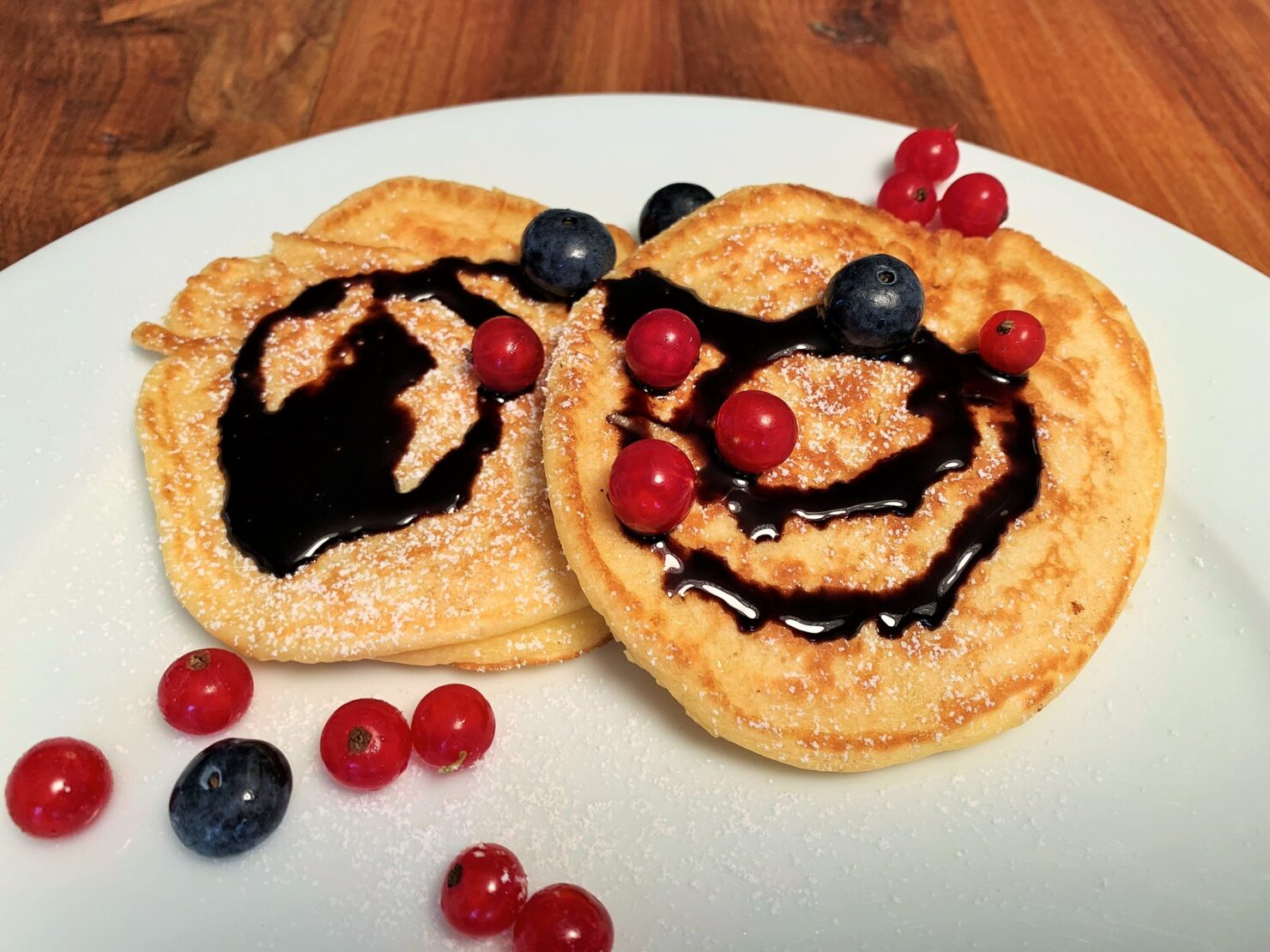 Pancakes American Style