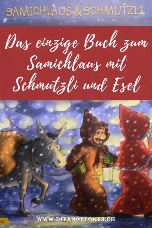 Benjamin der Esel ist eines der wenigen oder vielleicht gar das einzige Bilderbuch, in welchem nicht nur der Samichlaus, sondern auch das Samichlaus Waldhüsli, das Samichlaus Buch, Grittibänze, Äpfel, Mandarinen, Schokolade, der Schmutzli und der Esel vorkommen!