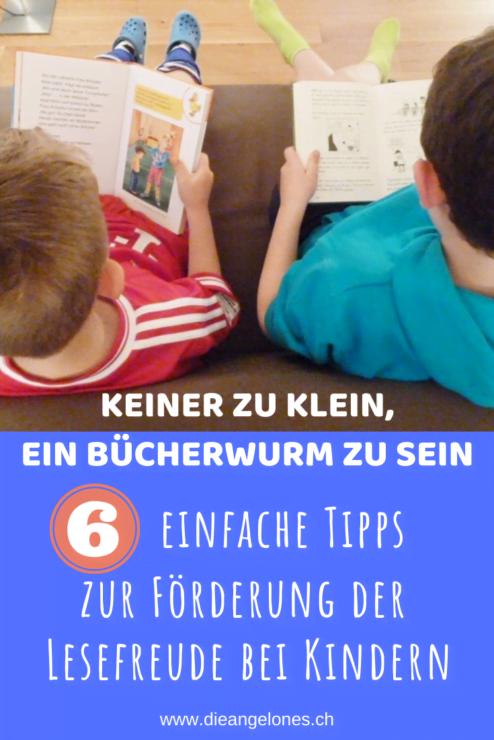 Schon Babys und Kleinkinder können spielerisch an die faszinierende Welt der Bücher heran geführt werden, damit sie Freude am Lesen bekommen. Wir haben die besten Tipps zur Leseförderung bei Kindern zusammen getragen.