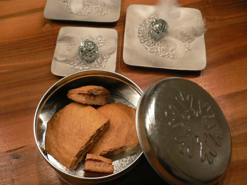 Lebkuchen backen im Advent mit Kindern