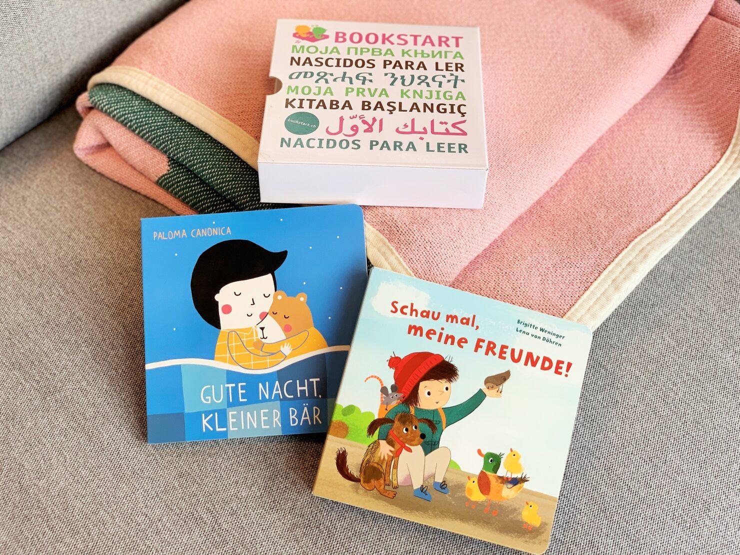 Vorlesen und lesen mit kleinen Kindern