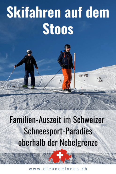 Skifahren, Schlitteln, Airboarden - wie wärs mit einem Wintersporttag auf dem Stoos? Inmitten einer wunderschönen Berg- und Seenkulisse wartet das hübsche Bergdorf Stoos auf unternehmungslustige und naturliebende Familien, wie wir eine sind!