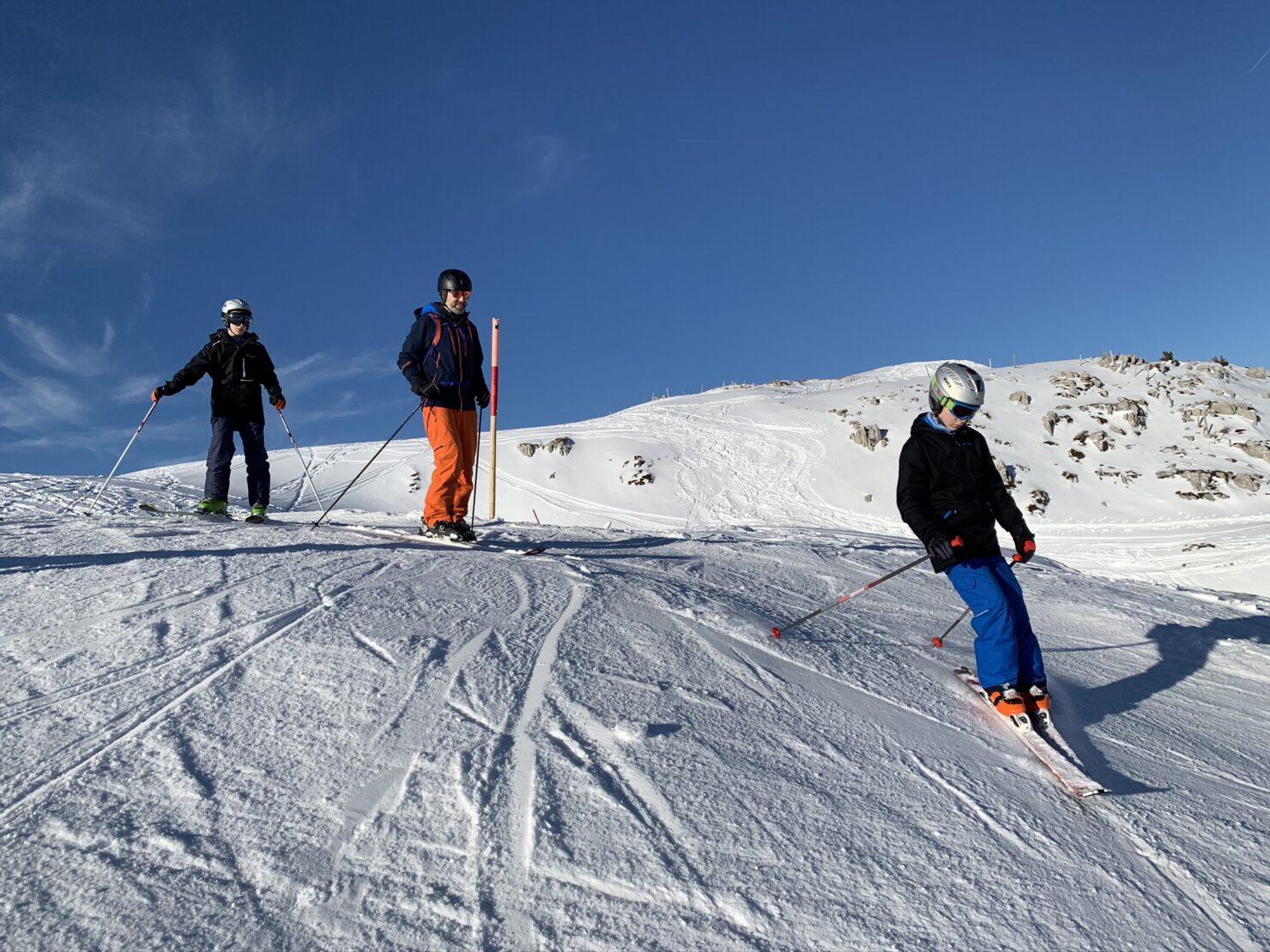 Stoos: Familienfreundliche Skipisten für Gross und Klein