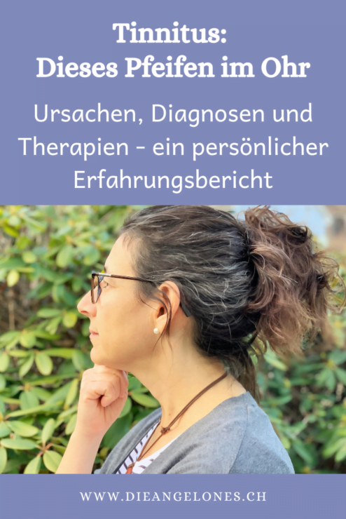 Tinnitus - woher kommt dieser Ton im Ohr? Welche Ursachen stecken hinter diesem Ohrgeräusch? Welche Therapien gibt es? Und: Wie lebt es sich mit Tinnitus? Ein Erfahrungsbericht.