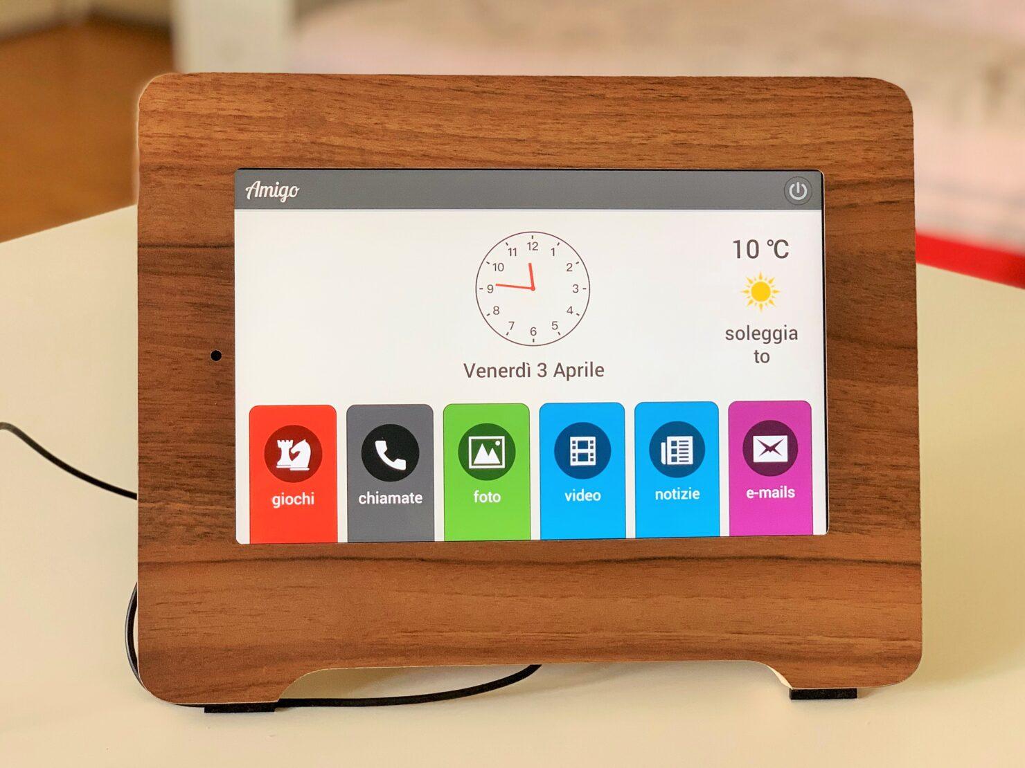Tablet für Senioren - ein Amigo für ältere Menschen