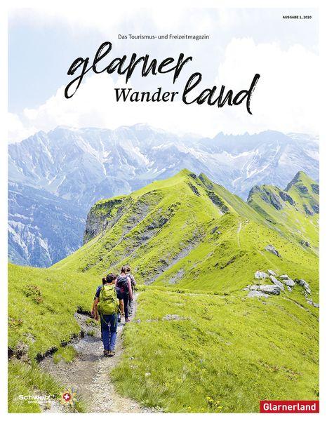 6 Top-Tipps für Wanderungen in den Glarner Bergen