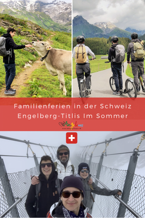Die Region Engelberg-Titlis ist die grösste Winter und Sommer Feriendestination der Zentralschweiz. Die gesamte Region in und um Engelberg inklusive Titlis ist ein Familienparadies mit einer perfekten Infrastruktur sowie coolen Erlebnissen und Familienaktivitäten, die einen Aufenthalt zum unvergesslichen Erlebnis machen. Um das breite Angebot auskosten zu können, plant ihr mit Vorteil zwei bis drei Tage für einen Kurzaufenthalt ein oder aber noch besser: ihr macht gleich Familienferien in Engelberg!