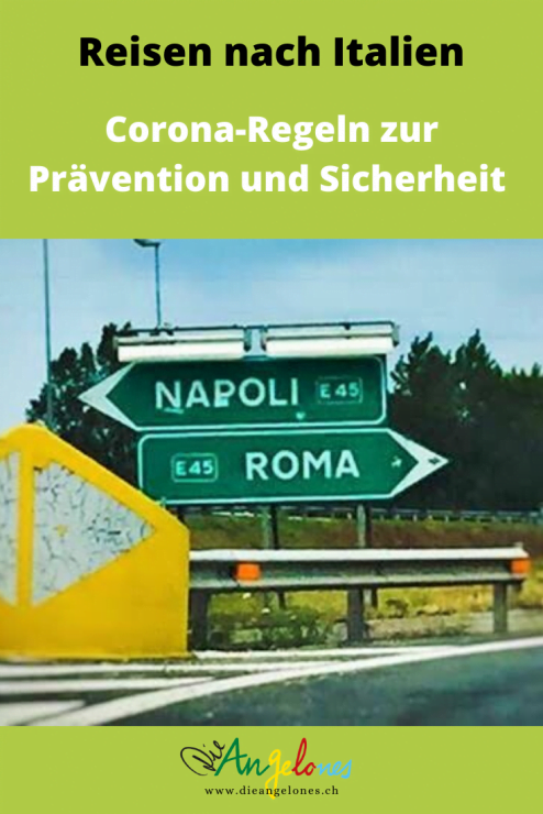 Seit anfangs Juni hat Italien seine Grenzen für Gäste aus dem Ausland wieder geöffnet. Wie gestaltet sich die derzeitige Situation in den italienischen Regionen? Wie sehen die Präventionsmassnahmen vor Ort aus? Wir haben mit Unterstützung von ENIT die wichtigsten offziellen Vorschriften und Vorsichtsmassnahmen für euch zusammengestellt. Damit eure Ferien entspannt und sicher verlaufen können.